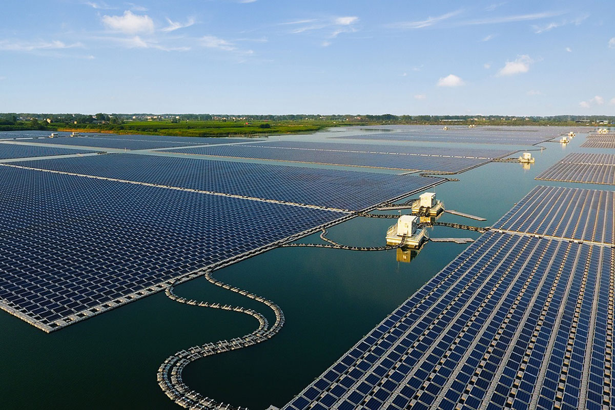 Offshore Solar Grids have now been Deployed