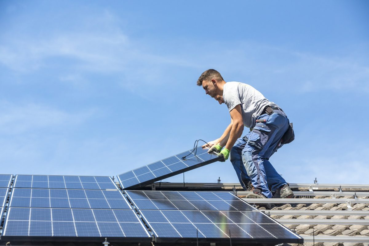 Solar Panel Installation in British Columbia